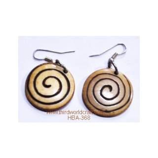 Bone Earring HBA-368