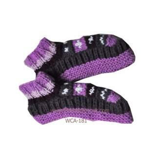 Woolen socks WCA-181