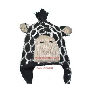 Woolen Cap WCA-004