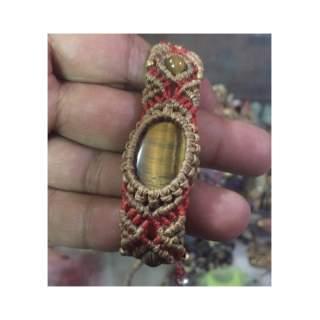 Bracelets w/stone  FBA-351