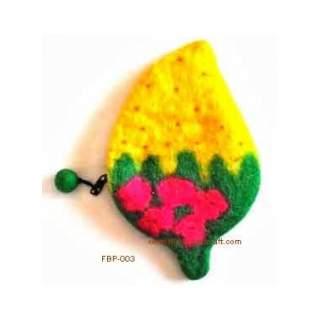 Felt key purse FBP-03