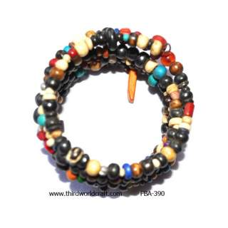 Multi Bead Bracelets  FBA-390