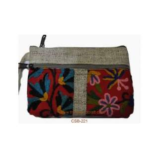 Hemp Passport Bag CSB-221