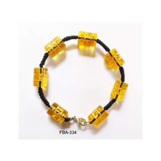 Carnelian Stone Bracelets FBA-334