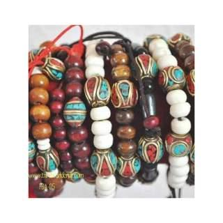 Metal Bead Bracelets FBA-05