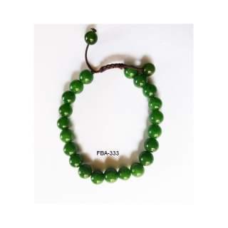 Green Onyx Bracelets FBA-333