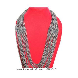 Bead Necklace GBN-213