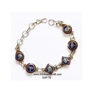 Silver Bracelets SSP-76