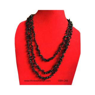 Bead Necklace GBN-244