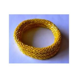 Yellow Bracelets sol-100
