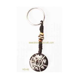 Bone Key Chain HS-46