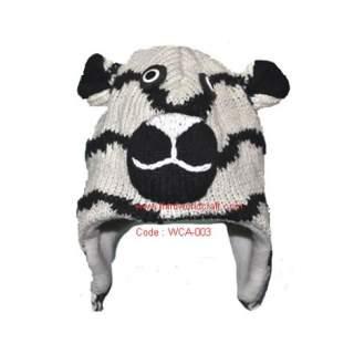 Woolen Cap WCA-003