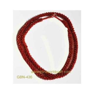 Bead Necklace GBN-436