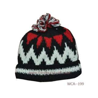 Woolen Cap WCA-199