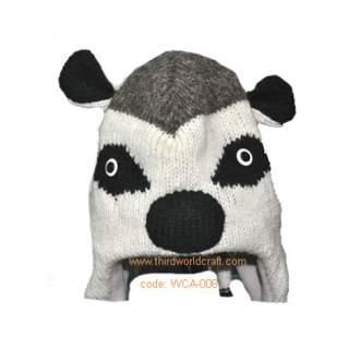 Woolen Cap WCA-006