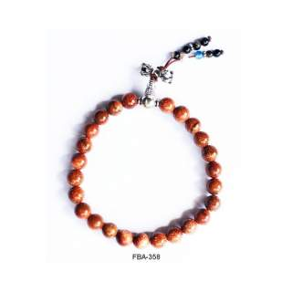 Onyx Bead Bracelets FBA-358
