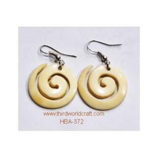 Bone Earring HBA-372