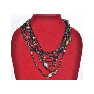 Bead Necklace GBN-072