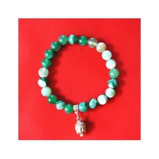 Agate Stone Charm Bracelets FBA-415