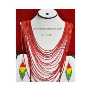 Necklace Earring set GBNS-06