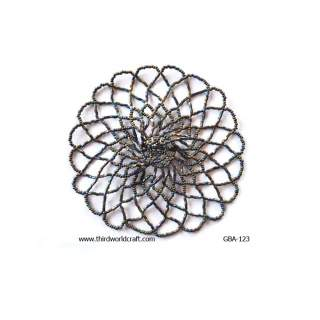 Bead Tea Mat Coaster GBA-123
