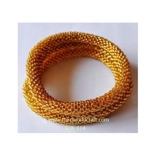 Golden Bracelets sol-114