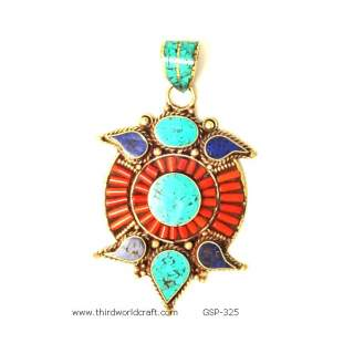 Pendant Locket GSP-325
