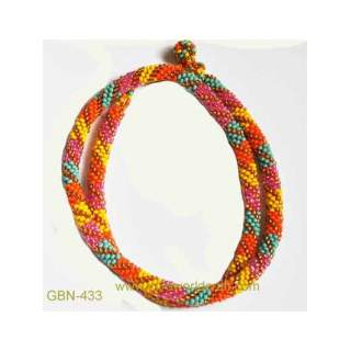 Bead Necklace GBN-433