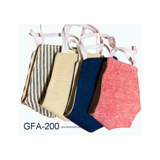 Cotton Hemp Face Mask GFA-200