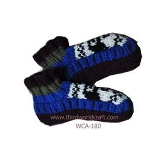 Woolen Baby shoe  WCA-180