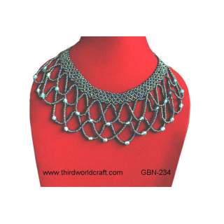 Bead Necklace GBN-234