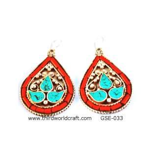 Earring GSE-033