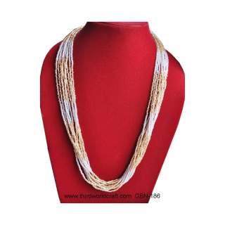 Bead Necklace GBN-186