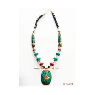 Bead Necklace GSN-169