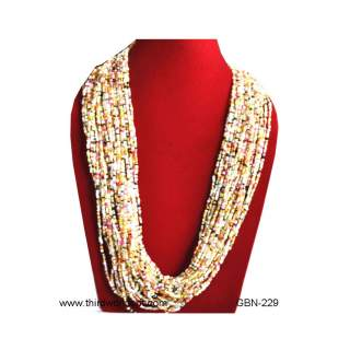 Bead Necklace GBN-229