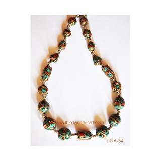 Bead Necklace FFN-34
