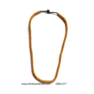 Bead Necklace GBN-217
