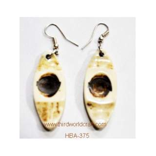 Bone Earring HBA-375