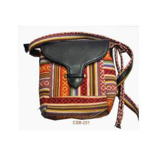 Hemp Passport Bag CSB-231