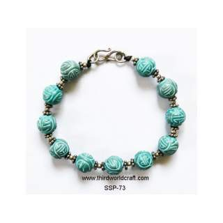 Silver Bracelets SSP-73