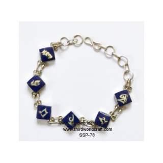 Silver Bracelets SSP-78