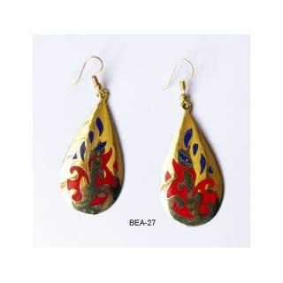 Brass Earring  BEA-27
