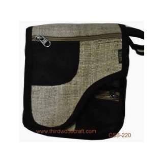 Hemp Passport Bag CSB-220