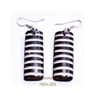 Bone Earring HBA-369