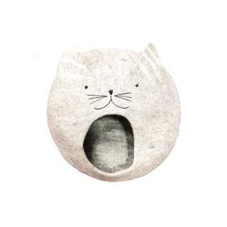 Felt Wool Cat House FBM-63